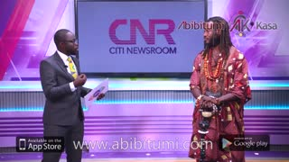 #gandhiHasFallen: Citi TV In-Studio Interview with Dr. Ọbádélé Kambon