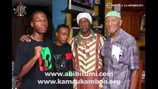 Dr. Kamau Kambon Eulogy for Baba Herman Ferguson