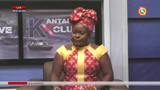 Ọbádélé Kambon Kantanka Exclusive TV Interview: Abibifarebae (Afrikan Inventors)