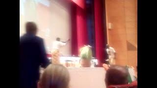 Cote D'Ivoire dance performances