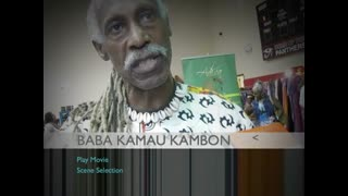 Kamau Kambon: Dismantling white Dominance and Restoring the Afrikan Mind