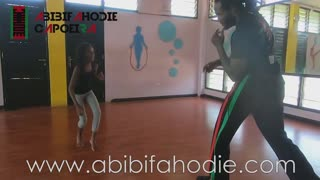 Abibifahodie Asako Light After-Class Sparring 20 April 2019