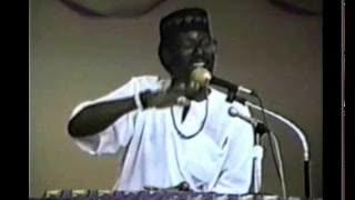 Baba Dr. KOBI KAMBON-The Afrikan Personality in amerika